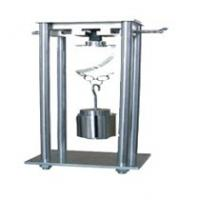 Plug Pullout Tensile Strength Machine , Strength Testing Equipment For IEC884-1 Standard Manufactures