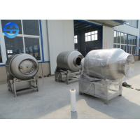 China Automatic Meat Processing Machine / Vacuum Rolling And Rubbing Machine on sale