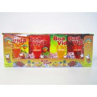 4 flavors in 1 box / 5g Instant Drink Powder / Yummy Multi Fruit Flavor Juice Powder Manufactures