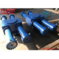 China Swivel Heavy Duty Hydraulic Cylinder / Flutec Hydraulics For Agricultural , Mining on sale
