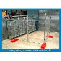 Hot Dipped Galvanized Temporary Fencing Panels Australia Standard Manufactures