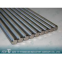 Medical Instruments Titanium Round Bar Dental Implants ISO5832-2 Tolerance H8 Manufactures