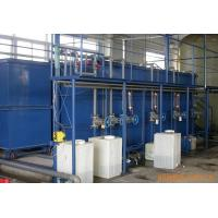 Compact MBR System Package Sewage Treatment Plant / Equipment for Resorts Manufactures