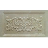 3d beige marble feature wall art cladding panel Manufactures