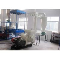 High Speed Rotating Grinding Pulverizer Machine Automatic With Wind Pressure Manufactures