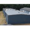 Insulation Galvanized Painted Steel Structure Workshop Sandwich Panels Workshop for sale
