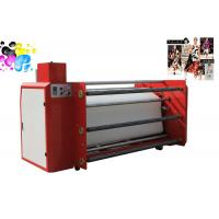 China Electric Fabric Calender Machine / Heat Press Printing Machine Multiple Surface Sublimation on sale