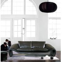 Best selling living room couches , Brown leather sofa , Designer leather sofas Manufactures