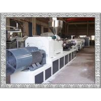 China pvc double-pipe pipe machine extrusion production line/manufacturing making machine/manufacturer on sale