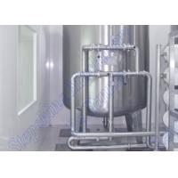 Automatic Control Purified Water Treatment Equipments / Plant Water Softener Manufactures