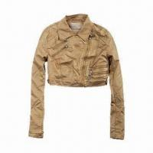 China Women's Fake Leather Jacket for Spring Season on sale