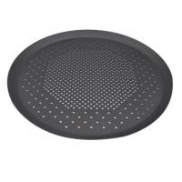 Customized Metal Bakeware High Pressure Die Casting Aluminium Components Pizza Pan Manufactures