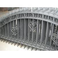 Quality wrought iron fence or railing / froge iron balustrades / for sale