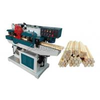 Buy cheap wood broom handle making machine/wooden shovel handle machine from wholesalers