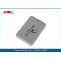 Desktop Using Non Contact USB RFID Reader Contactless IC Card Reader Writer Manufactures