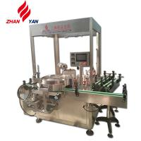 Quality Beverage PET Bottle Linear Hot Melt Adhesive Labeling Machine for sale