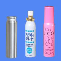 OEM 30ml Aluminum Spray Bottle for pharmaceutical or cosmetic Manufactures