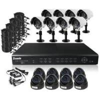 China Wireless 4ch Combo DVR surveillance camera 500gb hdd home cctv systems security on sale