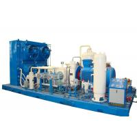 China Piston Type CNG Gas Compressor 1-20 MPa Low Inlet Pressure For CNG Mother Station on sale