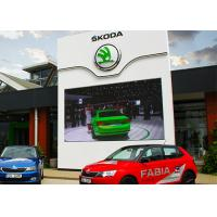 Ultra High Definition Outdoor Advertising LED Billboard For Shopping Center P4mm Manufactures