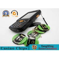 High Frequency 13.56MHz RFID Casino Chips Handheld Asset Tracking Handheld Terminal Manufactures