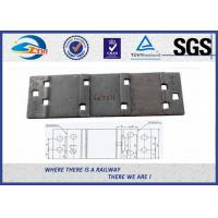 Customized Surface Forged Rail Tie Plate QT500-7 Cast Rail Base Plate Manufactures