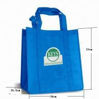 Generic Supermarket Non Woven Shopping Bag Non Woven Fabric Bags Manufactures