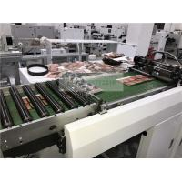 China Flat Bed Label Die Cutting Machine & Hot Foil Stamping Machine Long Service Life on sale