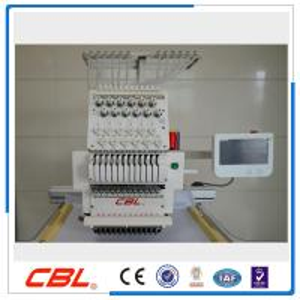 China Single head embroidery machine on sale