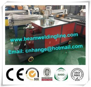 China HVAC Duct Pipe Elbow Make Equipment Orbital Tube Welding Machine In Making Elbow on sale