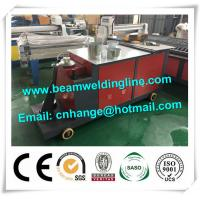 HVAC Duct Pipe Elbow Make Equipment Orbital Tube Welding Machine In Making Elbow for sale