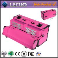 LT-MCP0128 alibaba china online shopping new product aluminum bag cosmetic display case Manufactures