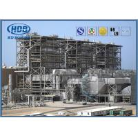 Vertical Gas Oil Fired Thermic Fluid Thermal Oil Boiler Low Pollution Emission Manufactures