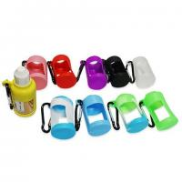 Water-proof silicone bottle sleeves , good sealing function with long life span for sale