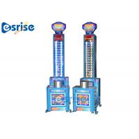 Easy Install Custom Arcade Machines , Punching Vending Machine With Flash Light Tube Manufactures