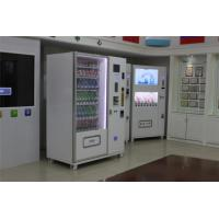 China Merchandising Airport Food And Drink Vending Machine In Hospital / Restaurant on sale