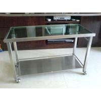 stainless steel rolling table Manufactures