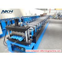 China High Efficiency Steel Sheet Forming Machine , Corrugated Sheet Making Machine on sale