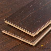Strand Woven Carbonized Scorpion Bamboo Flooring Manufactures