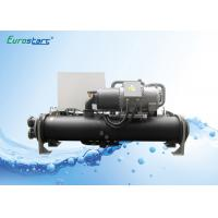 Super Energy Saving Centrifugal Water Cooled Chiller , Water Cooled Chiller Manufactures