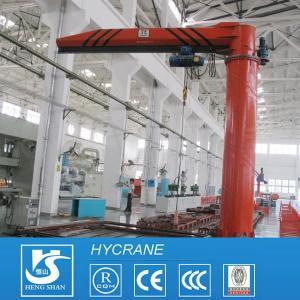 1ton 3ton 5ton 10ton Pillar Mounted Free Standing Jib Crane Manufactures