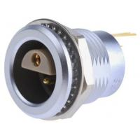 Matel push-pull self-locking connector compatible Lemo S series connector ERN socket with Silver color Manufactures