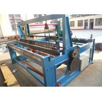 China Multi Functional Crimped Wire Mesh Machine Plain Weave Style Easy Operation on sale