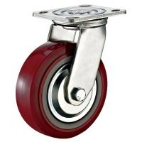 """Buy cheap Top Plate Mounted 6"""" X 2"""" Swivel Caster Industrial Heavy Duty Wheels For from wholesalers"""