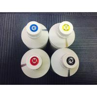 China Quick Dry Digital Dye Sublimation Printing Ink For Piezo Heads on sale