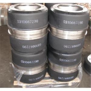 China BPW Brake drum/wheel hub on sale