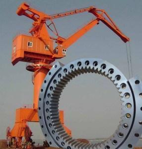 LYHY Marine Machinery Slewing Bearing Manufactures