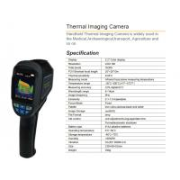 Handheld Thermograph Camera Infrared Thermal Camera HT02 Digital Infrared Imager with 2.4 inch Color Lcd Display Manufactures