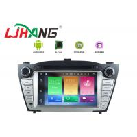 China Android 8.0 Hyundai Car DVD Player With Muti Language SD FM MP4 USB AUX on sale
