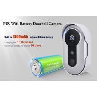 Android & IOS APP Video Wifi Doorbell Wireless Intercom For Home Manufactures